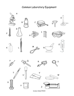 Lab Equipment Activity and Puzzles by Scienceisland - Teaching ...