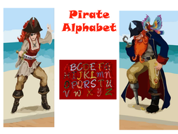 Pirate-Alphabet.ppt