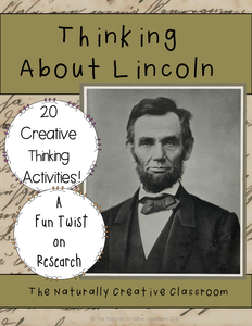 Gettysburg Collection: Thinkin' about Lincoln