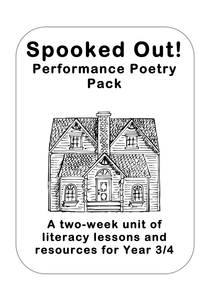'Spooked Out!' Poetry Planning for Years 3 and 4 by