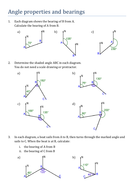 Angle properties and bearings