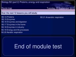 HIGHER EDUCATION BIOLOGY  B2 PART 2