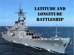 Latitude Longitude Battleship Tutorial and Game