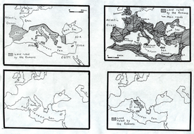 The Growth Of The Roman Empire Teaching Resources