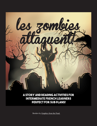 Language Resources - Les Zombies Attaquent!