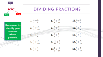 Dividing by a fraction ks3 and gcse mathematics 9 1 whole gif 2 ccuart Gallery