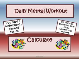 Daily-Mental-Maths-Workout-D.ppt