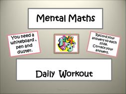 Daily-Mental-Maths-Workout-F.ppt