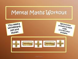 Daily-Mental-Maths-Workout-I.ppt