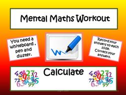Daily-Mental-Maths-Workout-B.ppt