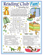 Holiday Giving and Charity Crossword Puzzle