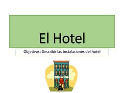 En El Hotel Year 8