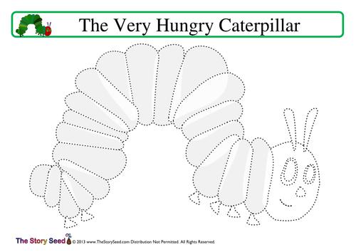 the very hungry caterpillar pdf romanian