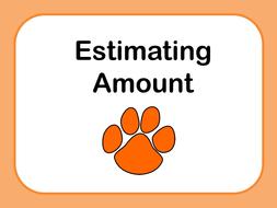 Tiger_EstimatingAmount.ppt