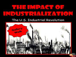 industrialization of the us
