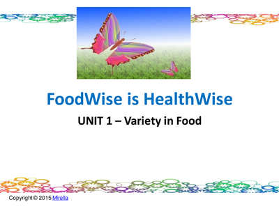 FOODWISE-Variety.pptx