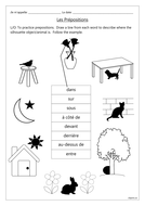 An introduction to FRENCH PREPOSITIONS
