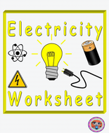 Electricity Primary Science STEAM Worksheets – Circuits and Hazards