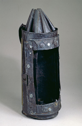 Teaching History with 100 Objects - Guy Fawkes' lantern
