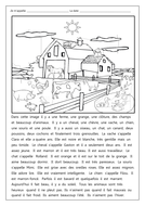 FRENCH - Les Animaux de la ferme - Comprehension - Worksheets