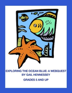 Oceans! Webquest/Extension Activities