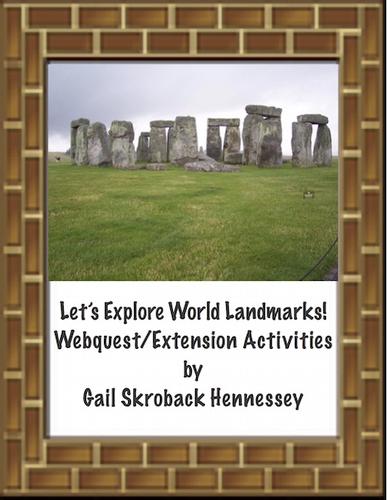 World Landmarks: A Webquest/ Extension Activities