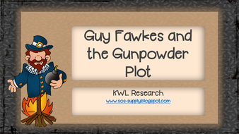 Guy Fawkes - KWL Research