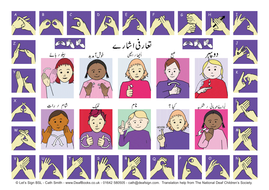 British sign language bsl greetings signs fingerspelling british sign language bsl greetings signs fingerspelling alphabet with urdu translated wording m4hsunfo