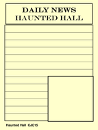 HHall-newspaper-report.ppt