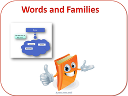 Words-and-families.pptx