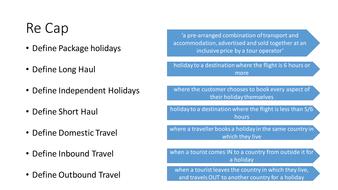 define domestic tourism