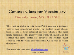 vocabulary power using context clues high school answer key
