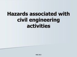 Old Powerpoints Health And Safety In Construction Teaching Resources