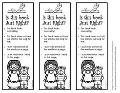 Just Right Book By WindupTeacher