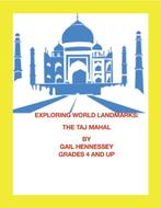 Taj Mahal(A Reading Activity)