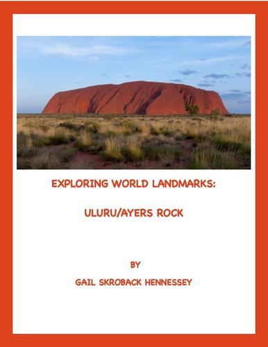 Ayres(Uluru) Rock: A Reading Activity