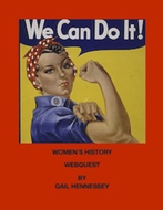 Women's  History Webquest!