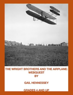 The Wright Brothers and the Airplane(Webquest/Extension Activities)
