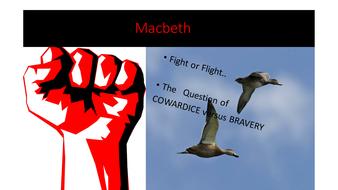 birds in macbeth