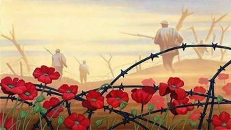 World War One Images Presentation - Remembrance Day