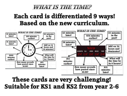 time card challenges