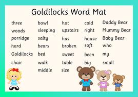 Goldilocks-Word-Mat.pdf