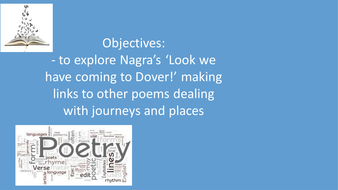 Poems of the Decade - Forward anthology for A level literature EDEXCEL new spec - SECOND TERM UNIT