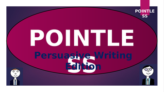 Pointless---Persuasive-Writing-Edition.pptx