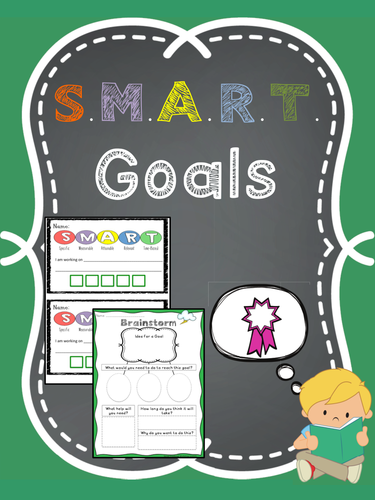 Top Resolutions: SMART Goals
