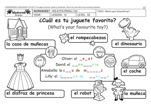 Spanish Christmas Worksheets Delibertad – Math in Spanish Worksheets