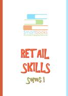 Retail Skills Workbooks Series 1-4 BUNDLE PACK