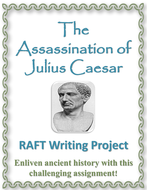 essay on julius caesar play The tragedy of julius caesar is a history play and tragedy by william shakespeare, believed to have been written in 1599it is one of several plays written by shakespeare based on true events from roman history, which also include coriolanus and antony and cleopatra.
