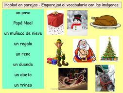 Navidad spanish christmas vocabulary worksheet games and spanish navidad spanish christmas vocabulary worksheet games and spanish christmas card m4hsunfo