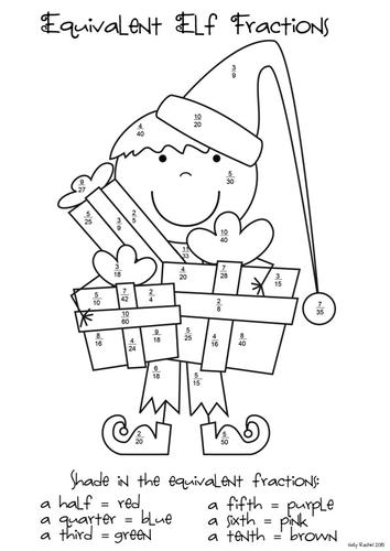 Cracking Christmas Maths Activities by HollyRachel
